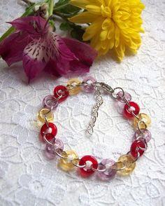 Xenie Medieval, Charmed, Bracelets, Jewelry, Jewlery, Jewerly, Schmuck, Mid Century, Jewels