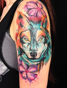 Tattoo Artist: Dino Nemec.