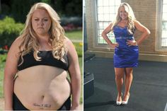 meredith extreme weight loss | ... Woman Loses Over Half Her Weith on ABC's 'Extreme Weight Loss