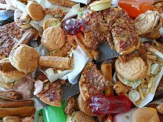 Fast food and you: The effects of too much fat, sugar, and salt in your diet