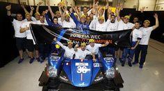FIA WEC 2016: Comentários dos pilotos da Signatech-Alpine sobre a etapa de Xangai