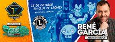 Evento: Tomodachi  Fest  3, 2016 Fechas: 15 de Octubre 2016  Lugar:  CLUB  DE LEONES MAZATLAN  Entrada  general: PRÓXIMAMENTE  WEB...