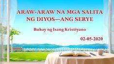 Araw-araw na mga Salita ng Diyos Christian Videos, Christian Movies, Praise Songs, Worship Songs, Heaven Pictures, Saint Esprit, Tagalog, Apps, Messages