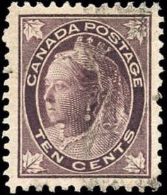 Canada ##73, VF, Used