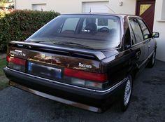 1990 Renault 25 V6 Turbo Baccara