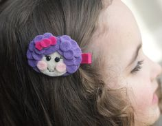 Pinza de pelo lalaloopsy conocer señorita por CravingCuteness