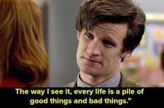 """20 """"Doctor Who"""" Moments That People Say Have Helped Them"""