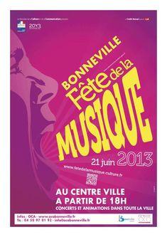 Fête de la musique - Bonneville 2013