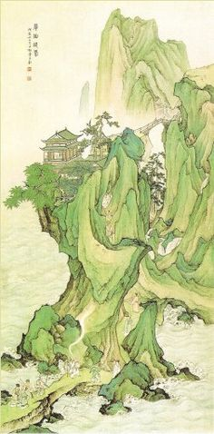 Chen Sao-Mei - chinese brush painting