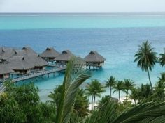 Bora Bora yes this is where we need to go!