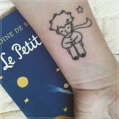 tatuagem pequeno principe preto - Pesquisa Google