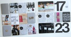 Pages by Trisha Harrison featuring the Midnight Edition.