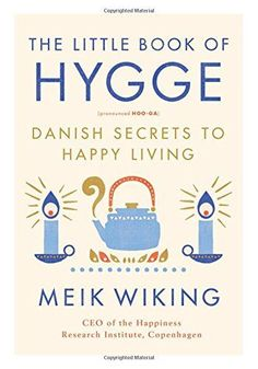 The Little Book of Hygge via @stylesalute