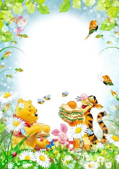png frame  disney  frame Cartoon frame png HD frame winnie the pooh frame Cute Kids PNG Photo Frame with Winnie The Pooh kids frame png Children frame for photo Children frame Children photo frame Kids frame for Photo frame for kids  Winnie The Pooh Frames beautiful frame png frame for photo