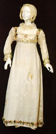 Dress, 1810-1814, Portugal