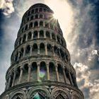 The Bell Tower of Pisa
