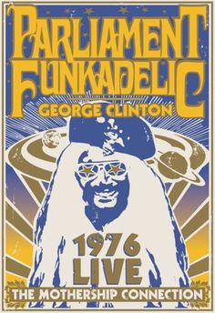 """George Clinton drew me a love note sketch on the plane once!  """"Ow, we need the funk ...we gotta have that funk ..."""""""
