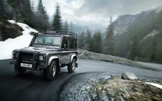 Report: Land Rover Executive Suggests Next Defender Destined for U.S. - WOT on Motor Trend