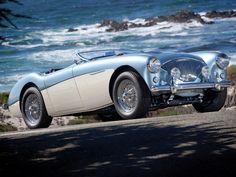 1955-56 Austin Healey 100M Le Mans Roadster