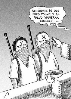 #Perujo presenta. Autodefensa y extorsión | El Economista http://eleconomista.com.mx/cartones/perujo/autodefensa-extorsio-n