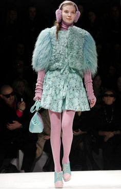 Blugirl Fall 2012 Ready-to-Wear Fashion Show