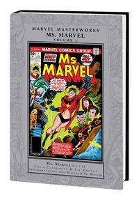 Marvel Masterworks Ms Marvel HC Vol. 01