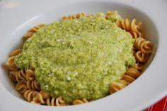 Broccoli Feta Pasta Sauce Recipe