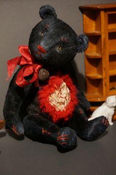 ooak teddy bear  Agata