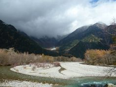 Kamikochi park - This park is located in the mountains and is about 2 hours drive from Matsumoto.