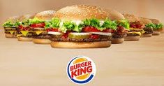 an american brand burger king