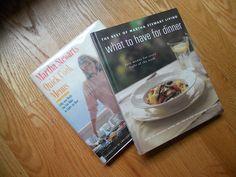 Crafty Thrifting: Martha Stewart Books