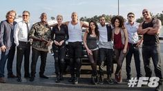 'Fast and Furious' Cast Posts Happy Group Photo Amid Vin Diesel, Dwayne 'The…