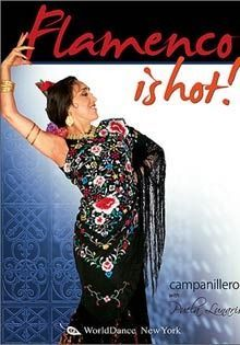 """Flamenco Is Hot! Campanilleros"" DVD"