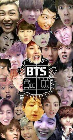 ||BTS|| ~Wallpaper~ #Memes