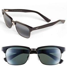 4108f098c80 Maui Jim  Kawika - PolarizedPlus(R)2  54mm Sunglasses