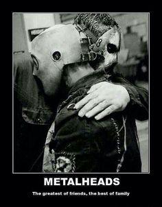 metalheads / slipknot