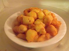 Chicken Bites Tempura Style Recipe- Blue Ribbon Winner! Recipe from Ralph Creamer on Just a Pinch!