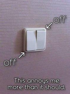 OCD ~ annoying!!!!!!!!!!!!!!1