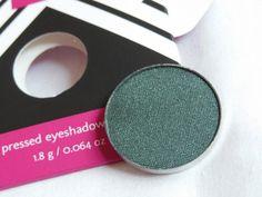 Makeup Geek Envy Eye shadow Review