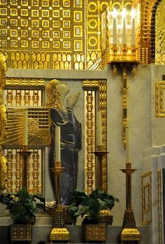 Amazing Jugendstil Architecture - Review of Kirche am Steinhof, Vienna, Austria - TripAdvisor