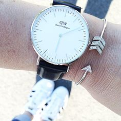 Daniel Wellington watches - from Instagram : val_let