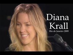 Diana Krall - Live Rio de Janeiro 2008 HD - TelediscoVídeoArte - YouTube