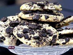 Cookies de Cream Cheese - Foto de Mais Você na TV