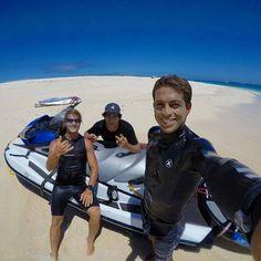 O surfista do Maui, Kai Lenny, reconhece o apoio que uma Waverunner pode dar nas aventuras com as ondas grandes! #yamahawaverunner #yamahamarineworld #made4water #jetski #motodeagua #mundoyamahamarine #kailenny #maui #waverunnersurf