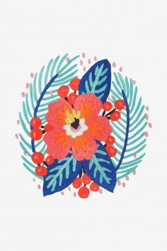 Find hundreds of free embroidery patterns for all skill levels, to personalise your accessories and decorate your home. Iron On Embroidery, Embroidery Transfers, Embroidery Patterns Free, Cross Stitch Embroidery, Cross Stitch Patterns, Embroidery Designs, Learn Embroidery, Flower Embroidery, Broderie Anglaise Fabric