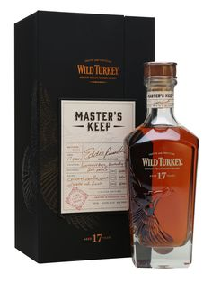 Wild Turkey Master's Keep 17 Year Old : The Whisky Exchange