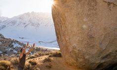Photoshoppers Turn Rock Climbers Into Worshippers Of Stone - Neatorama