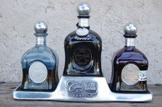 Casa Noble Tequila. If you've never tried it, you have no idea what your missing.