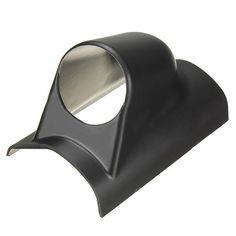 Auto del coche uno agujeros universales pilar titular de calibre 2inch vaina 52mm