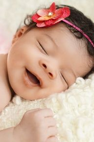 precious little smile!